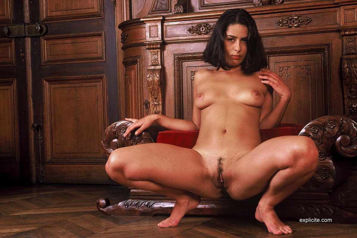 Tiny naked girl pussy picture