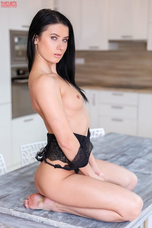 Awesome European Model Darcia Lee In Naghty Karups Private Collection 21sextury 1
